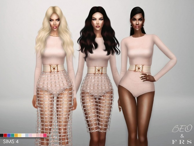 Sims 4 Designer inspiration collection at BEO Creations