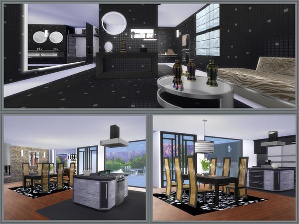 Sims 4 Florida Platinum house by Danuta720 at TSR
