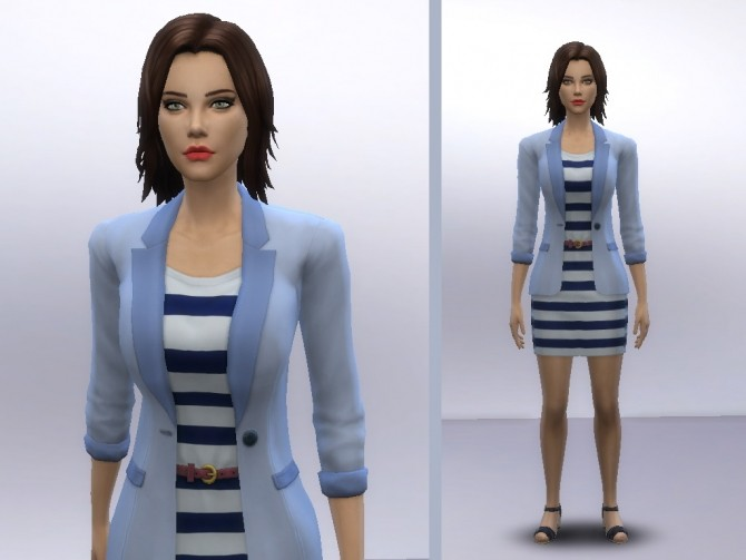 Mila at Tatyana Name image 1241 670x503 Sims 4 Updates
