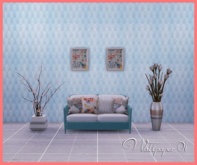 Sims 4 Wallpaper 01 at Nathalia Sims