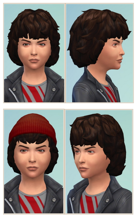 CurlyMop Hair for Boys at Birksches Sims Blog image 1294 Sims 4 Updates