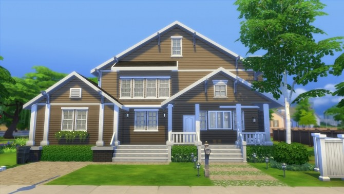 4356 Wisteria Lane house by CarlDillynson at Mod The Sims image 133 670x377 Sims 4 Updates