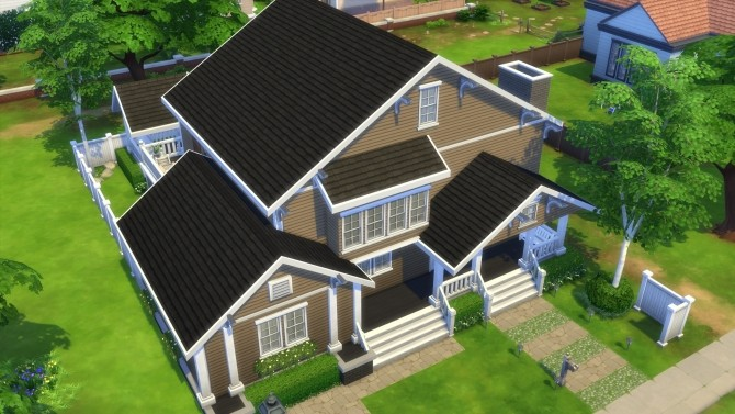 4356 Wisteria Lane house by CarlDillynson at Mod The Sims image 134 670x377 Sims 4 Updates