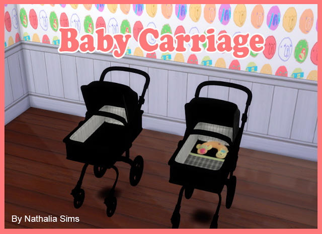 Baby Comfort and Carriage at Nathalia Sims image 14102 Sims 4 Updates