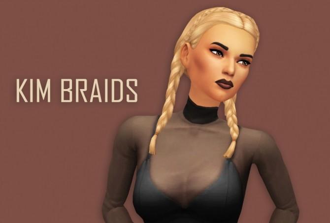 I Deer You Bro kim braids at Primadon...