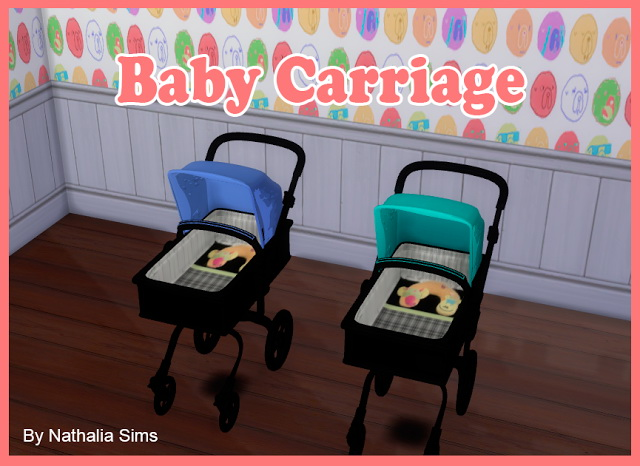 Baby Comfort and Carriage at Nathalia Sims image 15103 Sims 4 Updates