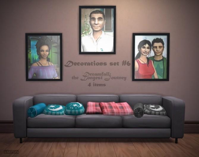 Sims 4 Decoration set nr.6 at Raizon