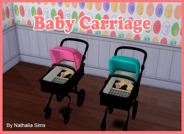 Baby Comfort and Carriage at Nathalia Sims image 16102 Sims 4 Updates