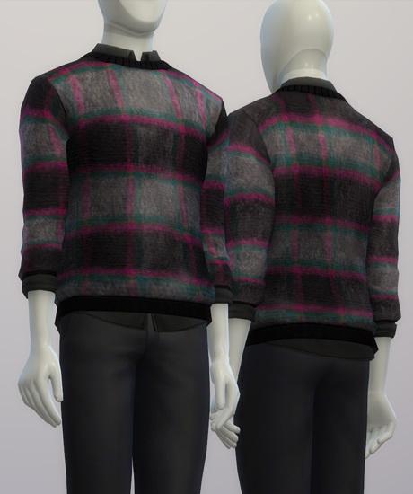 Sims 4 F.M. sweater FW 2015/16 2 at Rusty Nail