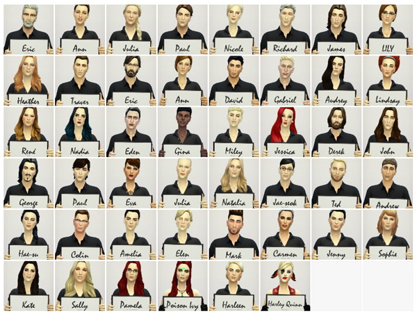 Profile pose at Rusty Nail image 1694 Sims 4 Updates