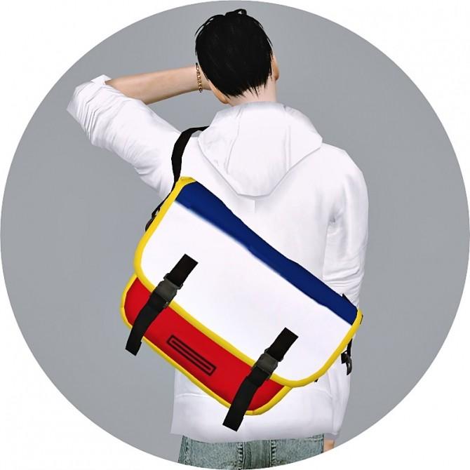 Male Messenger Bag at Marigold image 17114 670x670 Sims 4 Updates