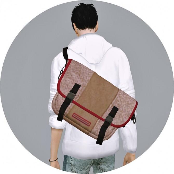 Male Messenger Bag at Marigold image 17211 670x670 Sims 4 Updates