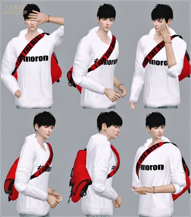 Male Messenger Bag at Marigold image 1768 670x760 Sims 4 Updates
