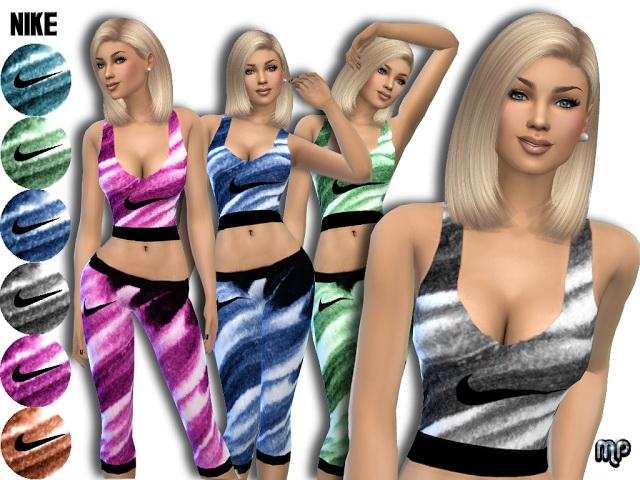 Sims 4 MP Top & Pants at BTB Sims – MartyP