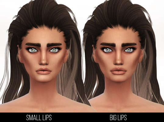 BlackMojitos Skintone, Female and Male at S4 Models image 18111 Sims 4 Updates