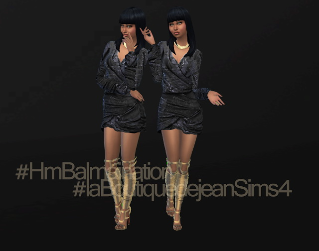 Sims 4 New Year designer collection by jeancr874 at La Boutique de Jean