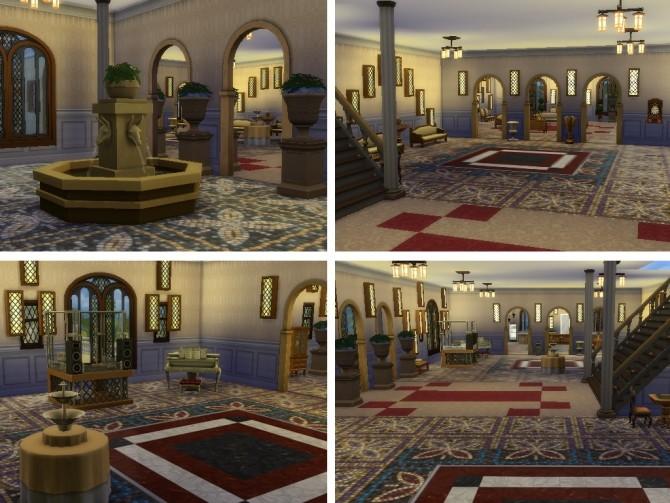 Alexandria Palace Egypt No Cc At Tatyana Name 187 Sims 4 Updates