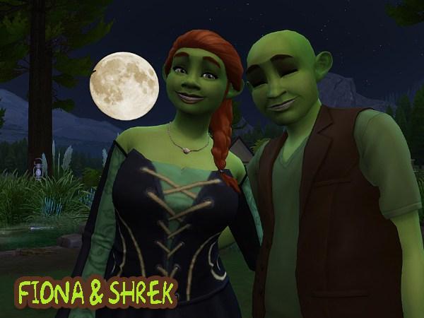 Sims 4 Shrek's Swamp at Akisima
