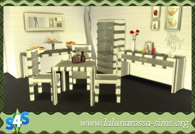 IL Moderno Dining Room at LaLunaRossa image 1972 670x461 Sims 4 Updates