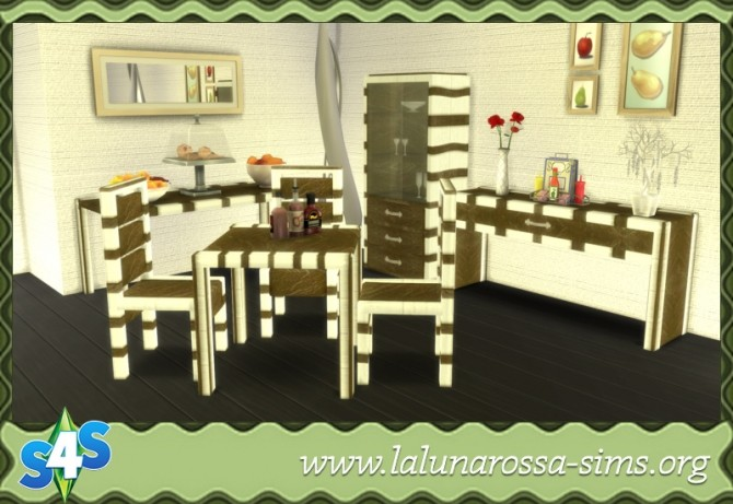 IL Moderno Dining Room at LaLunaRossa image 1983 670x461 Sims 4 Updates