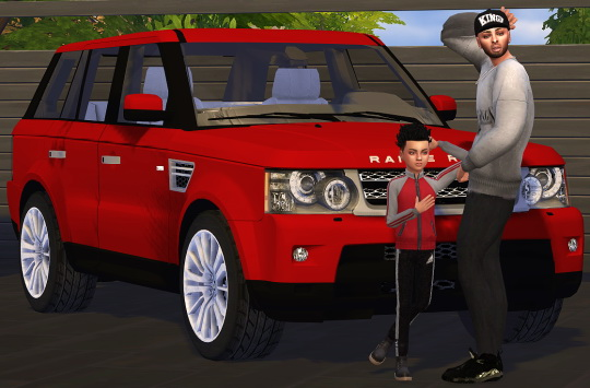 2011 range rover sport at maximss sims 4 updates. Black Bedroom Furniture Sets. Home Design Ideas