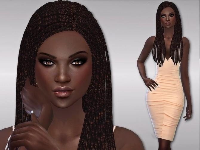 Sarai Allocco at Sims Addictions image 2128 670x503 Sims 4 Updates