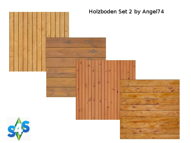 Sims 4 Wooden floor Set 2 by Angel74 at Beauty Sims