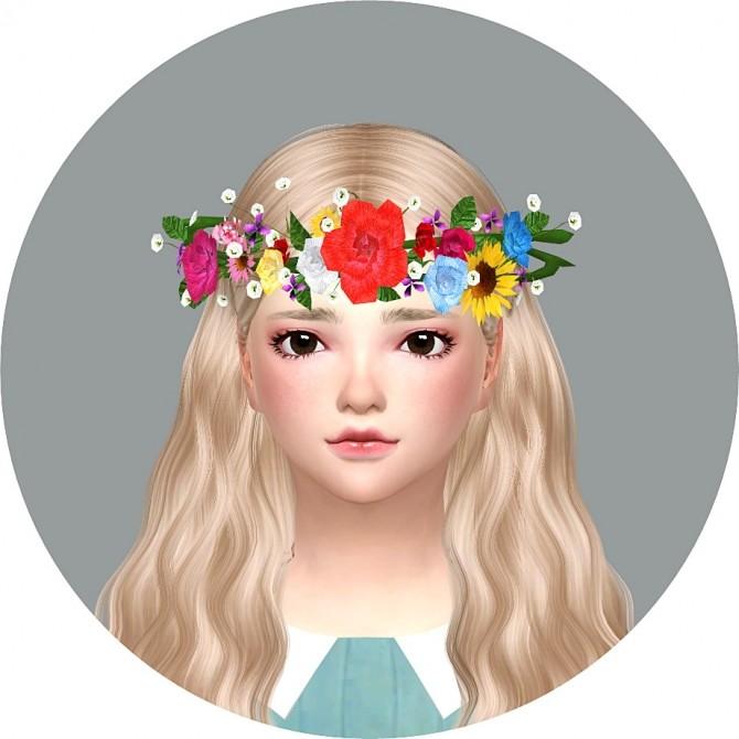 Child Flower Crown at Marigold image 2282 670x670 Sims 4 Updates