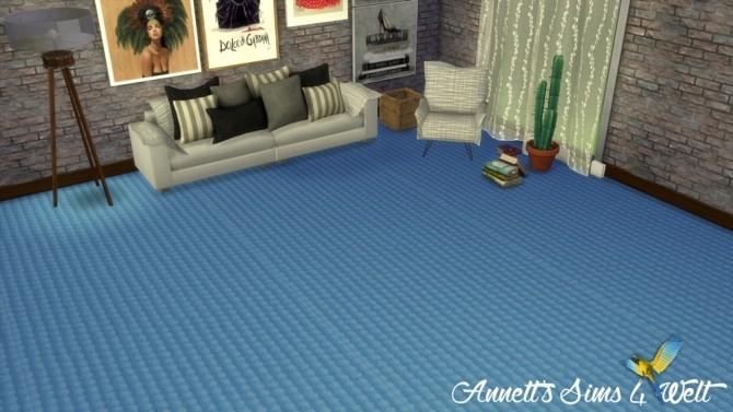 Sims 4 Powerful Carpet at Annett's Sims 4 Welt