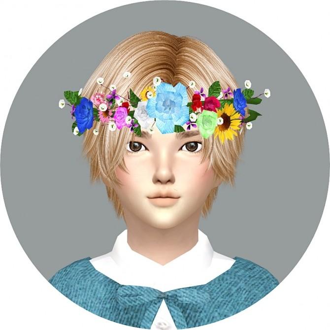 Child Flower Crown at Marigold image 2292 670x670 Sims 4 Updates