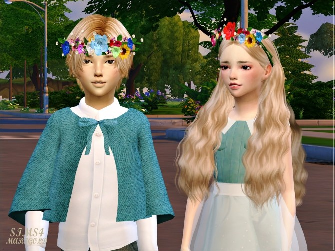 Child Flower Crown at Marigold image 2322 670x503 Sims 4 Updates