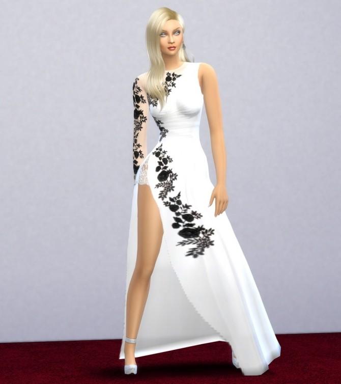 Sims 4 Vendela Nielsen at Thomas J Chee