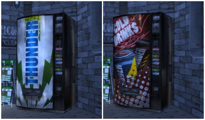 Vending Machine at Dinha Gamer image 2638 670x394 Sims 4 Updates