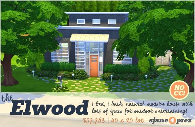 Elwood house at 4 Prez Sims4 image 2742 670x435 Sims 4 Updates