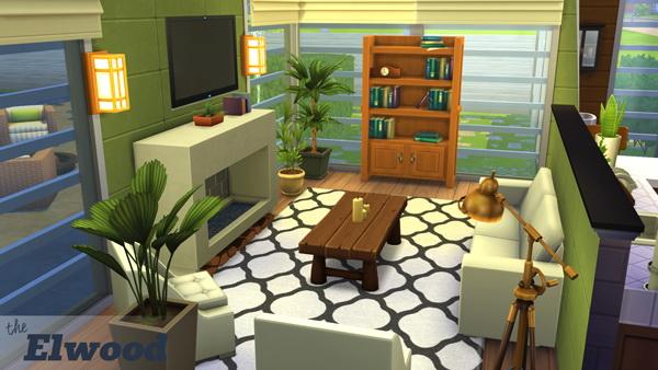 Elwood house at 4 Prez Sims4 image 2772 Sims 4 Updates