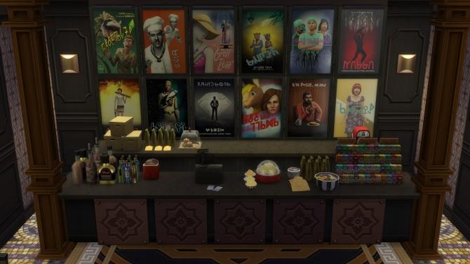 Cinema 187 Sims 4 Updates 187 Best Ts4 Cc Downloads