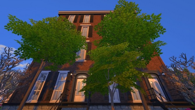 Old Urban Apartments by Akaichi at Mod The Sims image 292 670x378 Sims 4 Updates