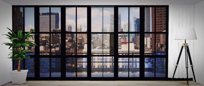 NYC Backdrop at Maximss image 2943 670x282 Sims 4 Updates