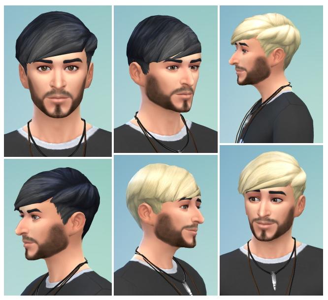 Sims 4 Leo Hair at Birksches Sims Blog