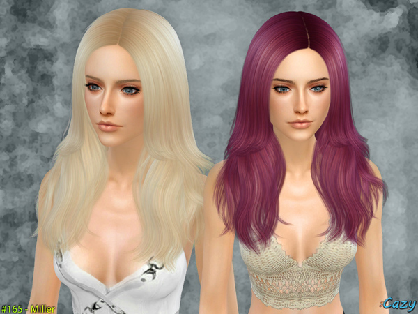 Miller Female Hair by Cazy at TSR image 3108 Sims 4 Updates