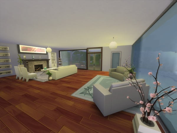 Sims 4 Griya Luxury House 2 by satriagama at TSR