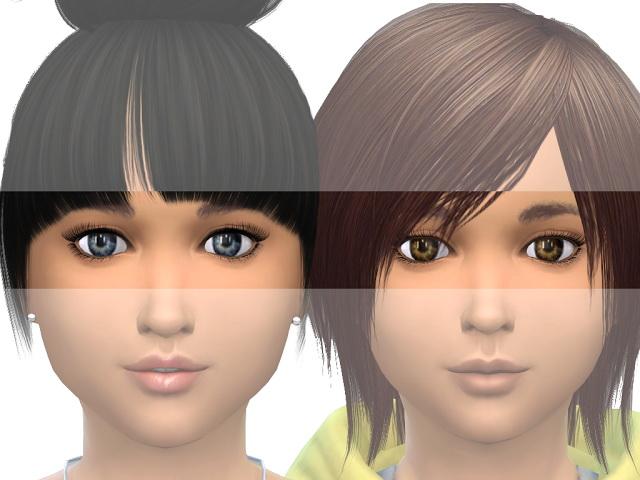 Sims 4 MP Seventh Sense Eye Contact at BTB Sims – MartyP