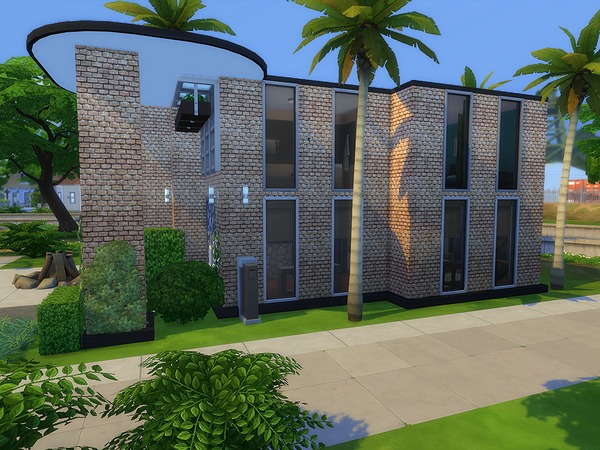 Fuan Loft by Ineliz at TSR image 3411 Sims 4 Updates