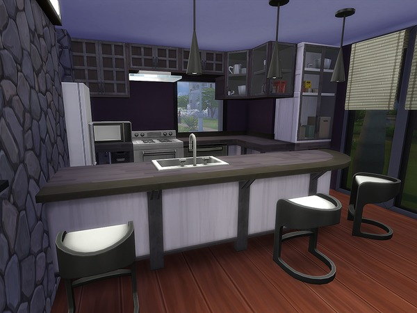 Fuan Loft by Ineliz at TSR image 3510 Sims 4 Updates