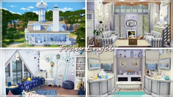The Beach Cottage at Frau Engel image 3525 670x377 Sims 4 Updates