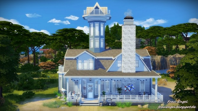 The Beach Cottage at Frau Engel image 3623 670x377 Sims 4 Updates
