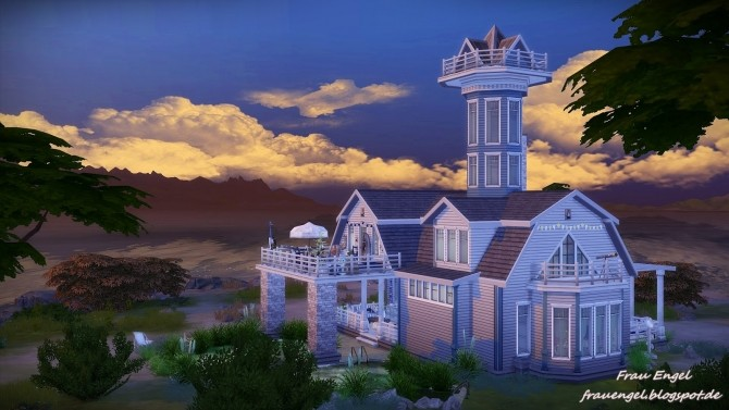 The Beach Cottage at Frau Engel image 3725 670x377 Sims 4 Updates