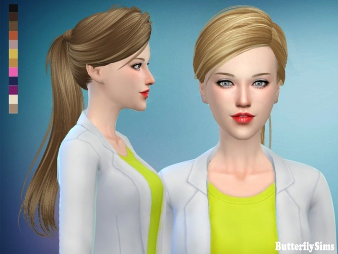 B Fly Sims B-fly hair 102 AF No h...
