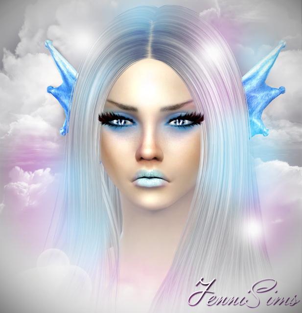 Mermaid Ears Male Female At Jenni Sims 187 Sims 4 Updates