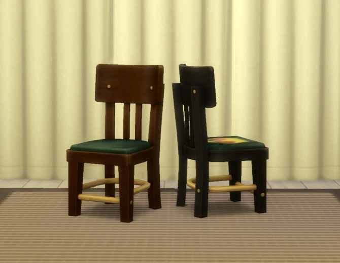Old Local Comfy Dining Chair by plasticbox at Mod The Sims image 3919 670x520 Sims 4 Updates